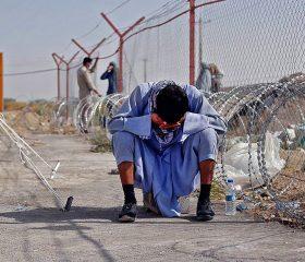 Afghansk flygtning i Iran